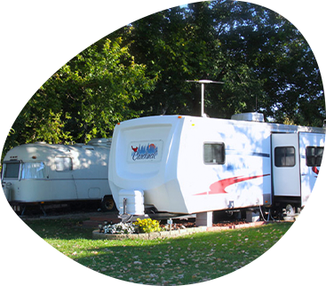 rvs at surf motel overnight camping